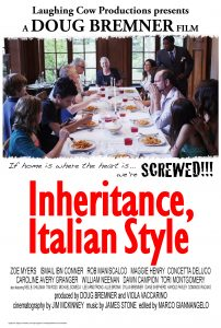 "Poster for film ""Inheritance, Italian Style"""