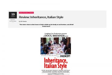 "Turnabout Media Review of ""Inheritance Italian Style"""