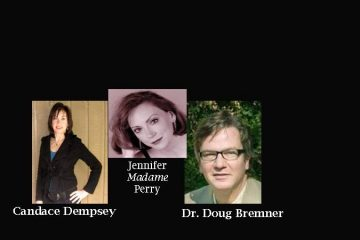 Authors Candace Dempsey and Doug Bremner Discuss Knox Case and More on Madame Perry's Salon