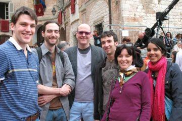 Richard Keatley in Perugia