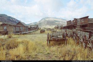 Washington State Ghost Town
