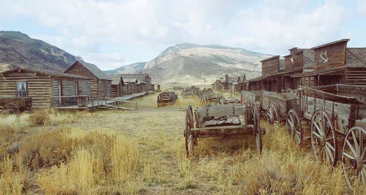 Washington State Ghost Town