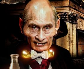 Vladimir Putin only seeks to destroy us.