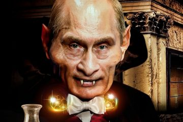 Vladimir Putin only seeks to destroy us.