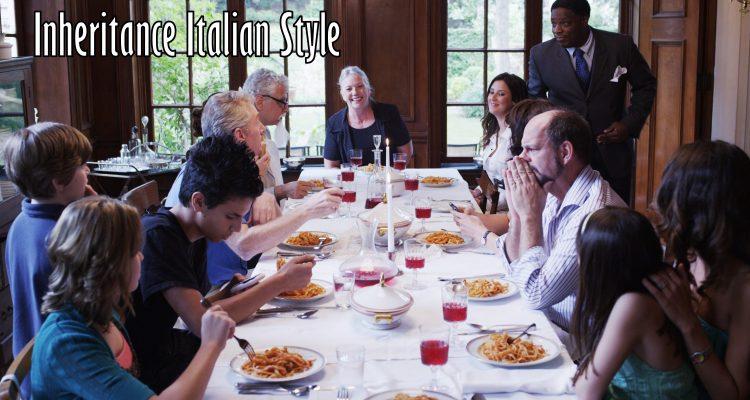 Inheritance Italian Style